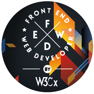 Front-End Web Development Professional Certificate