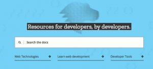 MDN: Mozilla Developer Networks