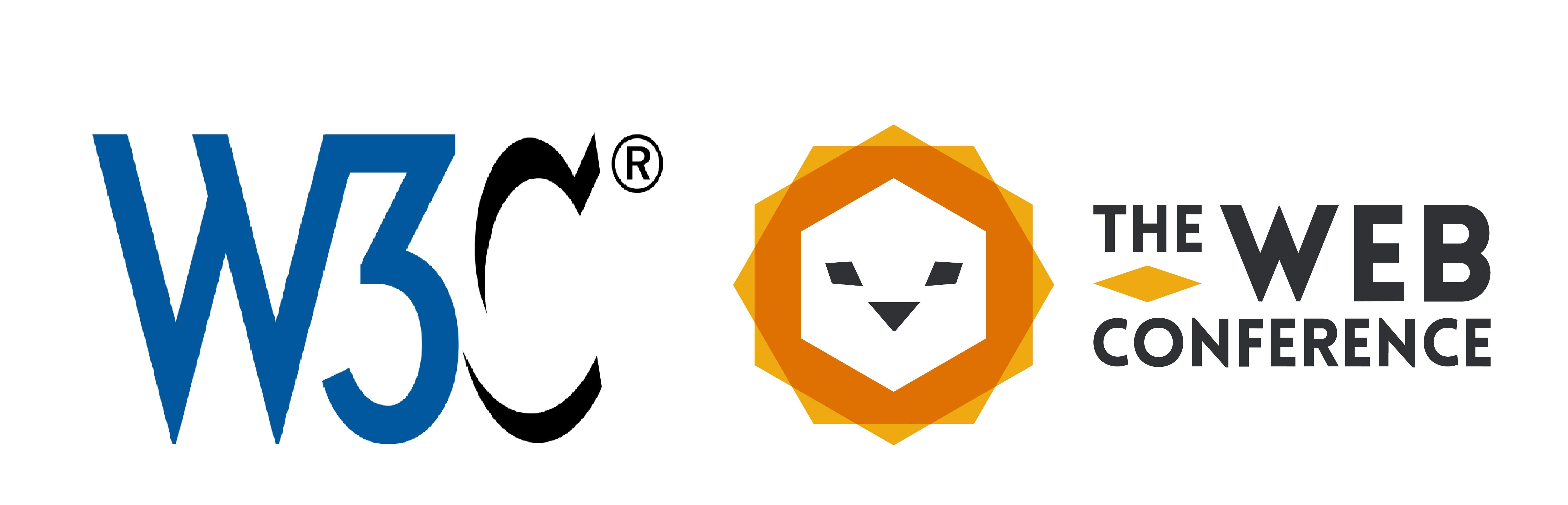 W3C & WebConf2018