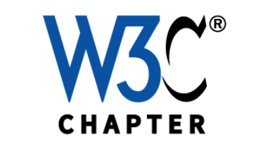 W3C Chapter logo